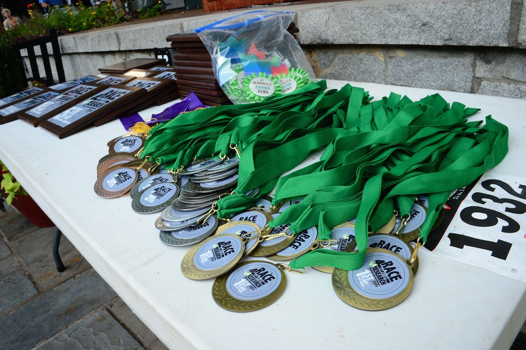 2014 Race Medals